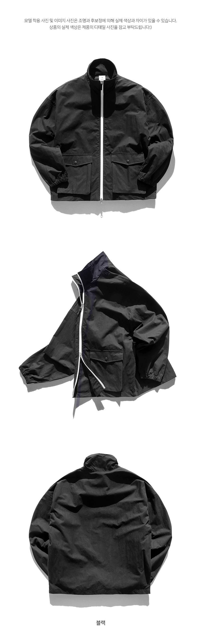 [페플] 워드메이드 자켓 5종 블랙 KHOT1212