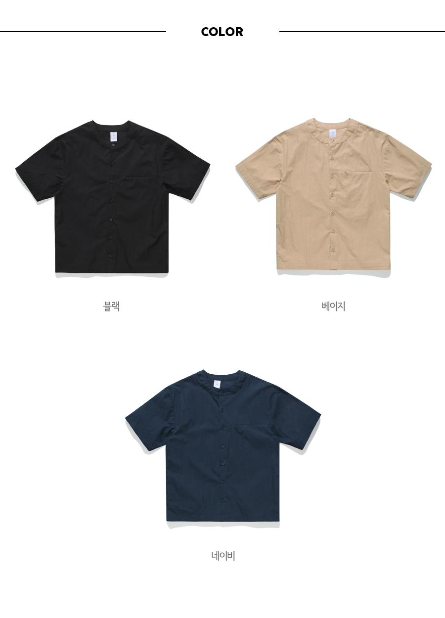 [제멋] 지젤 노카라 셔츠 HSSS2187