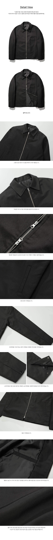 [제멋] 맥 소프트 자켓 블랙 HSOT2231