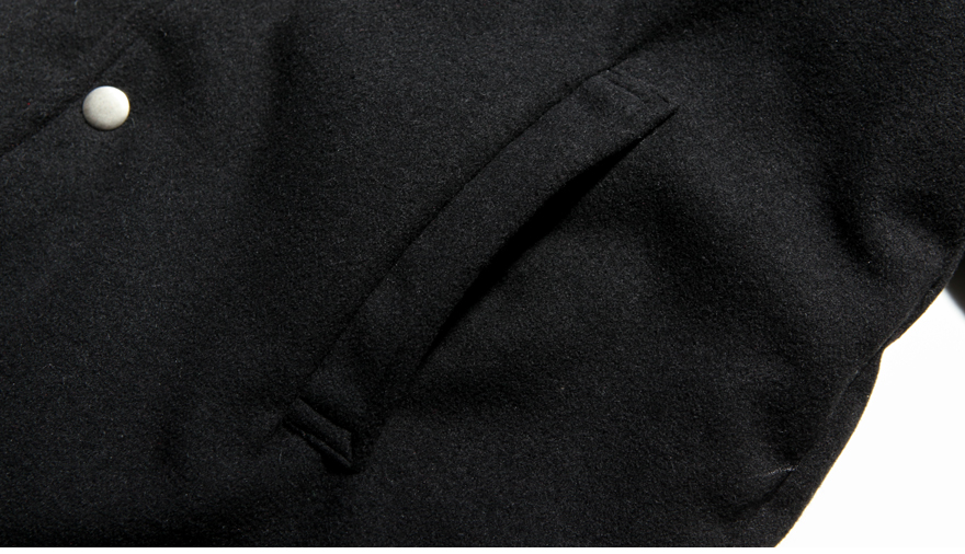 더블유브이프로젝트(WV PROJECT) 커넥트 후드코트 블랙 KHOT7121