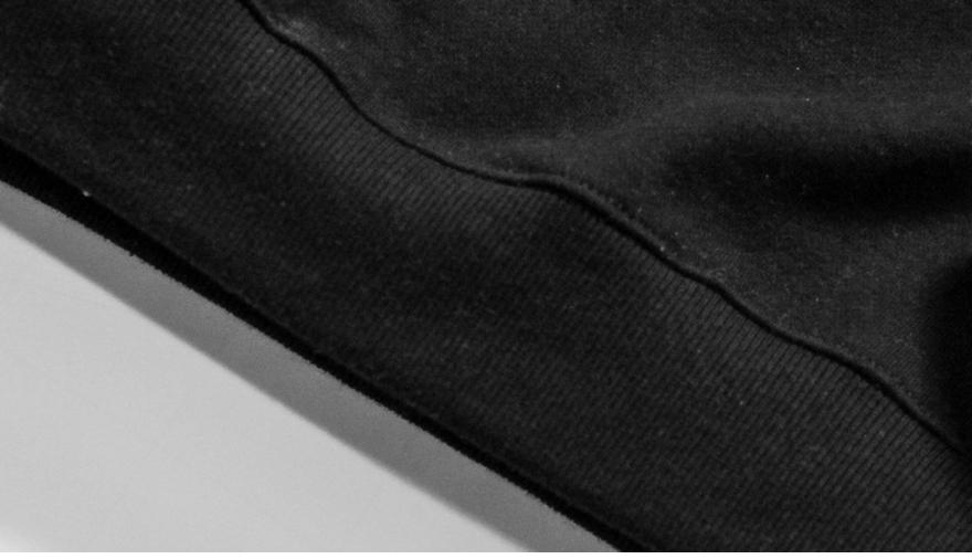 [더블유브이프로젝트] 공드리 맨투맨 블랙 MJMT7057