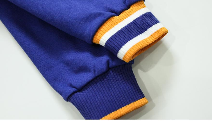 [더블유브이프로젝트] 공드리 맨투맨 블루 MJMT7057