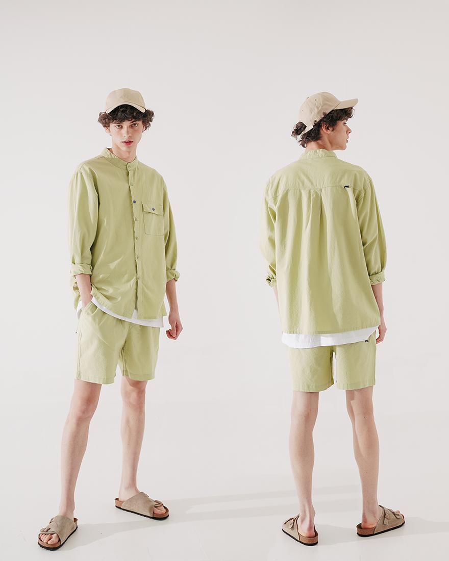 [더블유브이프로젝트] 프레드 헨리넥 셔츠 4종 CJLS7395