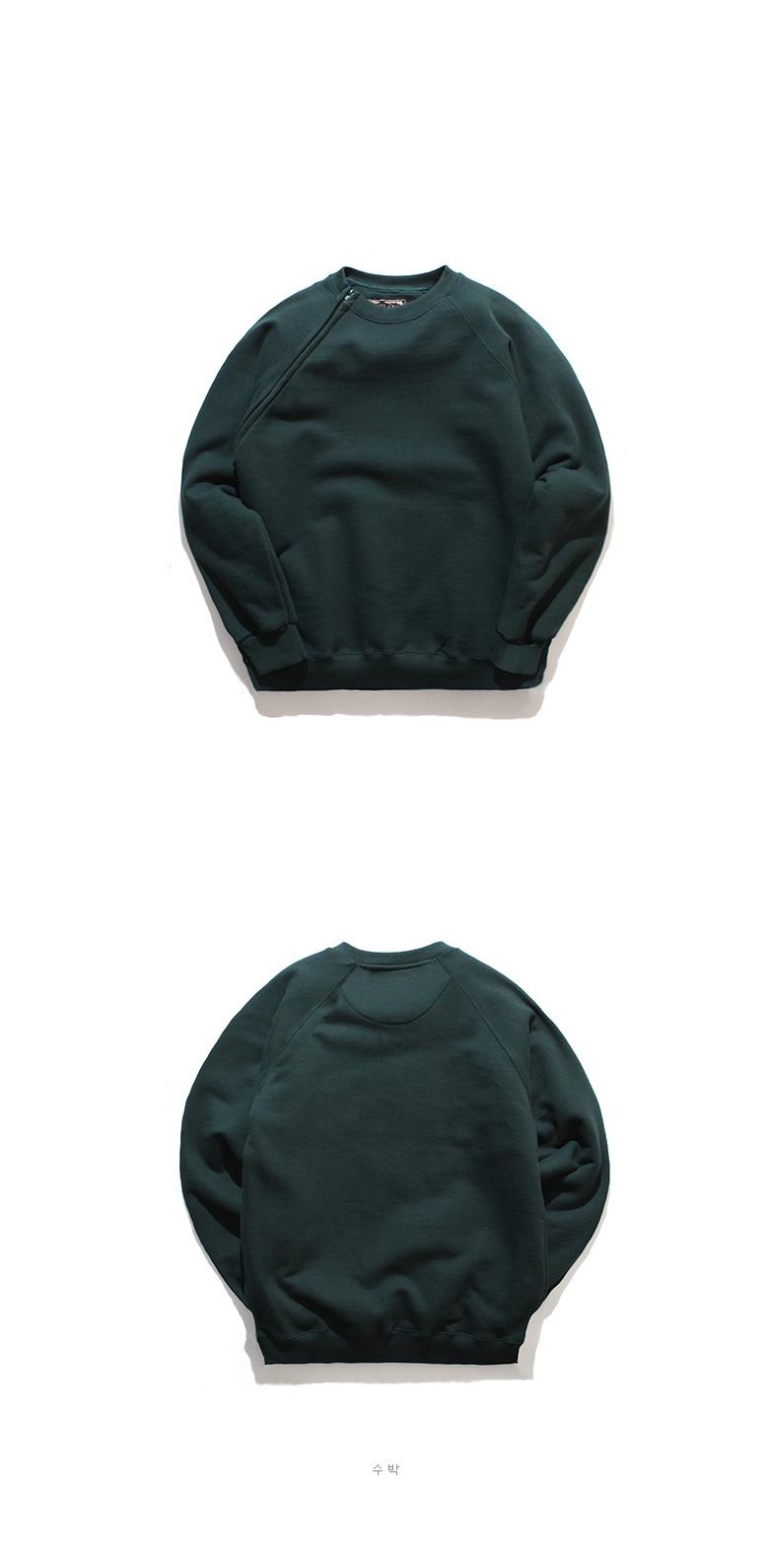 [페플] 넥슬라이드 맨투맨 수박 JHMT1088