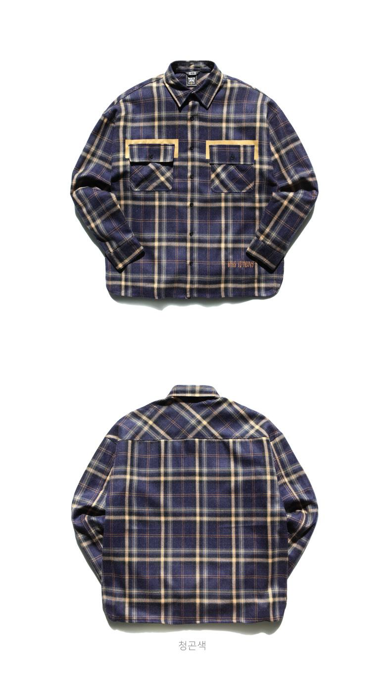 [티떠블유엔] 디스이즈헤비 셔츠 5종 STLS3149