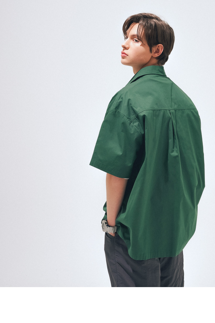 [다이클레즈] 포케터블 셔츠 5종 TWSS5147