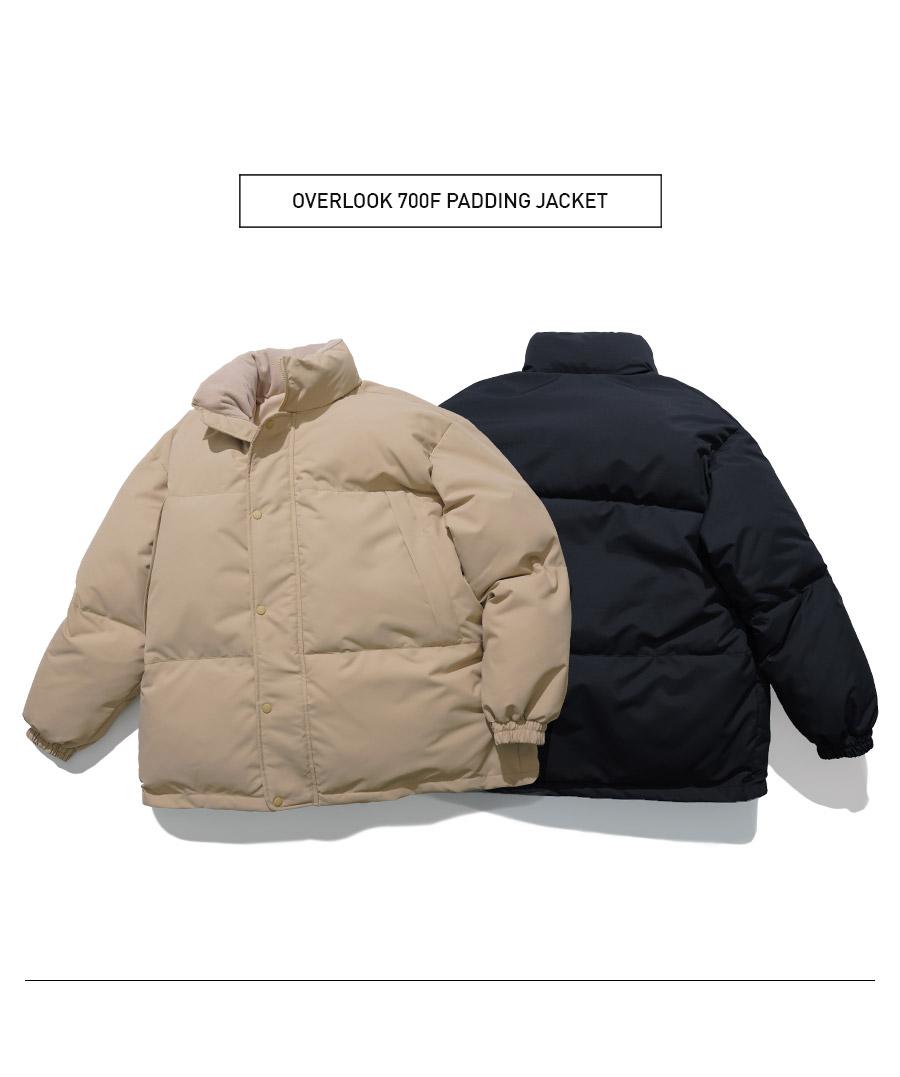 [페플] 오버룩700F 패딩 자켓 3종 JHOT1290
