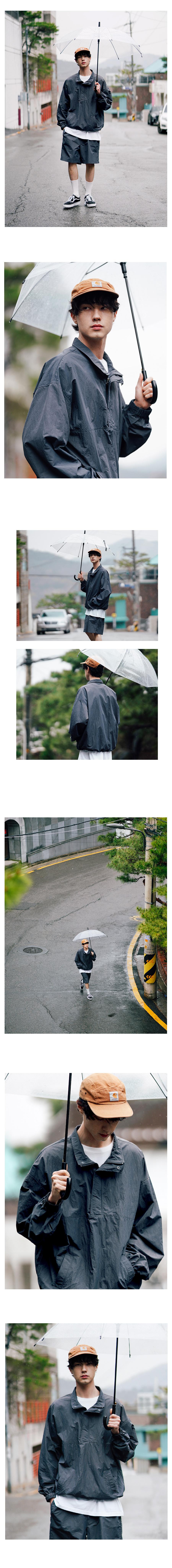 페플(FP142) 데일리 라이트 아노락 자켓 베이지 KYOT1307