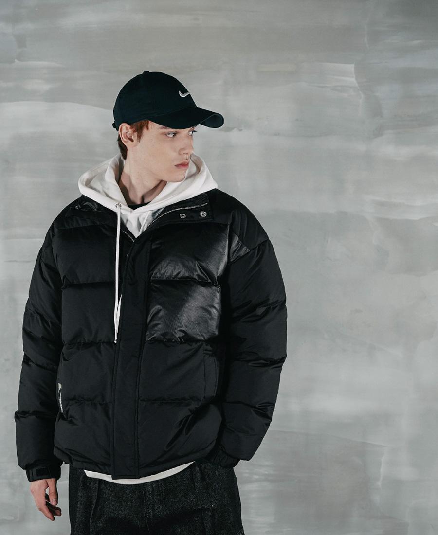 [퍼스텝] 88라이징 구스 패딩 점퍼 SMOT4268