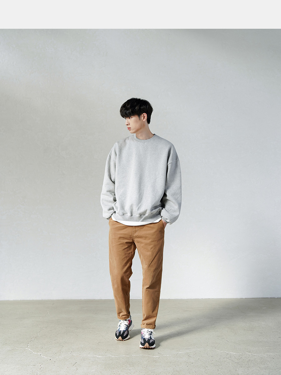 [제멋] 마이트 기모 스웨트셔츠 10종 KJMT2308